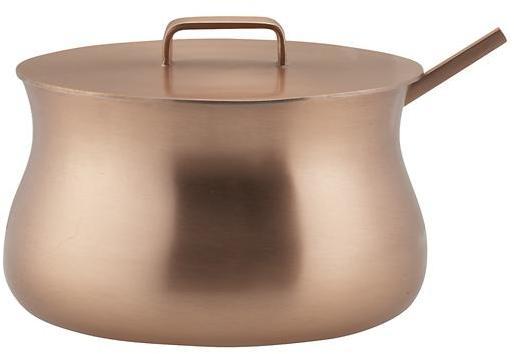Crate & Barrel Kinley Sugar Bowl