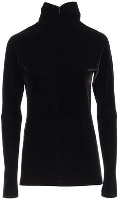 Haider Ackermann Velvet Sweater
