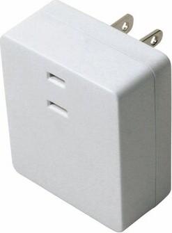 Westek Rocker Plug-In Touch Wall Mounted Dimmer Westek