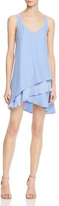 Parker Eve Silk Dress $288 thestylecure.com
