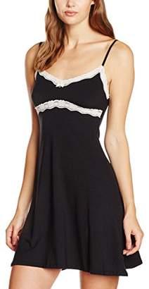 Skiny Women's Soft Harmony/Da. Chemise Petticoat,36 (EU)