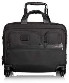 Tumi Alpha 2 Deluxe Brief Spinner Carry-On