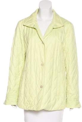 Loro Piana Quilted Lightweight Jacket