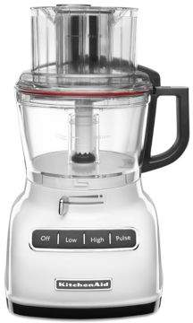 KitchenAid Nine-Cup Food Processor with ExactSlice System