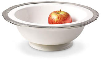 Match Large Viviana Round Footed Serving Bowl