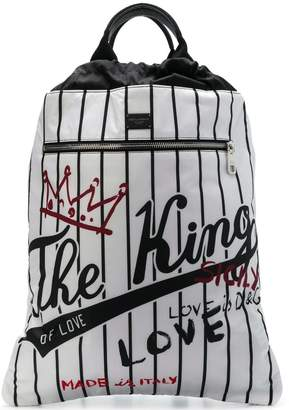 Dolce & Gabbana The King backpack