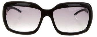 Jimmy ChooJimmy Choo Logo-Embellished Square Sunglasses