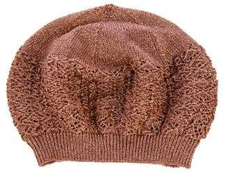9093c48792c Missoni Metallic Knit Beanie