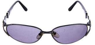 Fendi Small Tinted Sunglasses