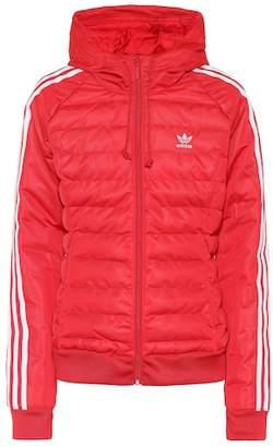 adidas Slim technical jacket