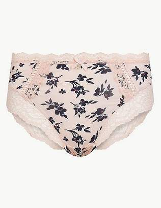 Marks and Spencer High Waisted Brazilian Knickers