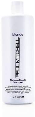 Paul Mitchell NEW Blonde Platinum Blonde Shampoo (Brighten Blonde, Gray or