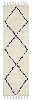 Casablanca Collection Runner Rug, 2'3 x 8′