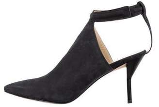 3.1 Phillip Lim Suede Pointed-Toe Booties