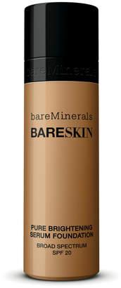 bareMinerals 1Oz #14 Bare Caramel Bareskin Pure Brightening Serum Foundation