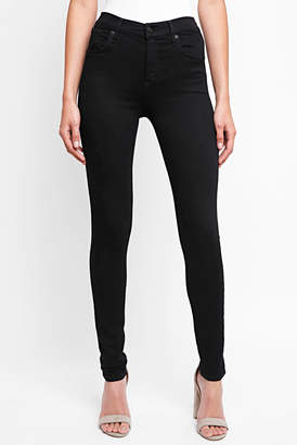 A Gold E Agolde AGOLDE Sophie in Luxe High Rise Jeans
