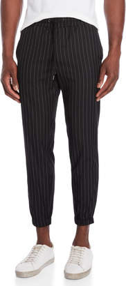 Brooklyn Cloth Pinstripe Jogger Pants