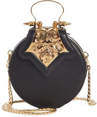 Okhtein Mini Dome Crossbody Clutch