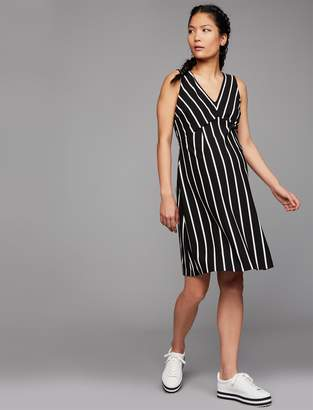 A Pea in the Pod Fit And Flare Maternity Dress