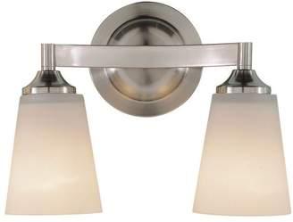 Feiss Gravity 2-Light Vanity Fixture
