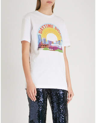 Osman Daytime Disco cotton T-shirt