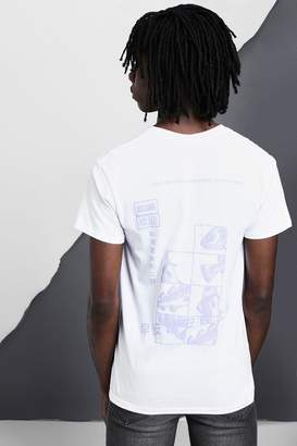 Koi Carp Design Print T-Shirt