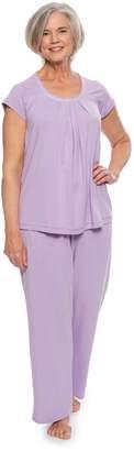 TexereSilk Women's Pajama Set - Sleepwear Bamboo Pajamas for Women - Nightwear PJ Set