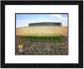 NCAA Kohl's Michigan Wolverines Michigan Stadium Framed Wall Art