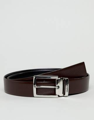 Roberto Cavalli Skinny Leather Belt