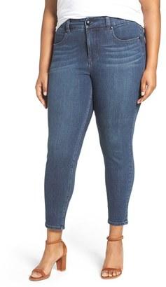 Plus Size Women's Melissa Mccarthy Seven7 Pencil Leg Jeans $89 thestylecure.com
