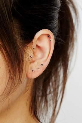 Teeny Tiny Mega Stud Earring Set