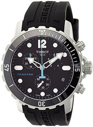 Tissot (ティソ) - [ティソ]TISSOT 腕時計 SEASTAR 1000 Quartz Chronograph(シースター1000 クォーツ クロノグラフ) T0664171705700 メンズ 【正規輸入品】