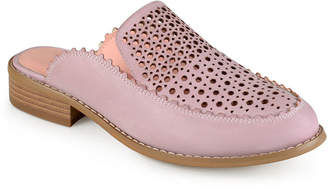 Journee Collection Womens Akeela Mules Pull-on Round Toe