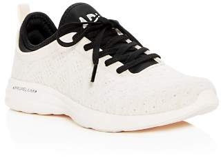 APL Athletic Propulsion Labs Women's TechLoom Phantom Knit Lace-Up Sneakers