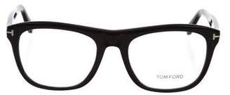Tom Ford Acetate Square Eyeglasses w/ Tags
