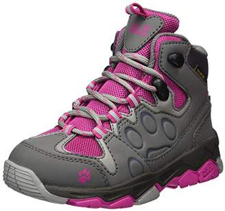 Jack Wolfskin Unisex Kids' MTN Attack 2 Texapore Mid K High Rise Hiking Shoes,11.5UK