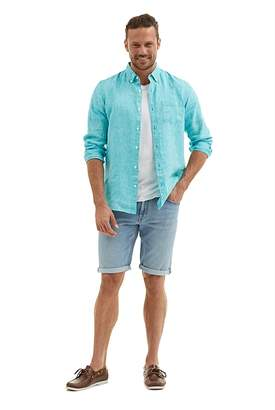 Country Road Bleached Denim Short