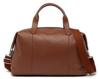 Cole Haan Saunders Leather Duffel Bag