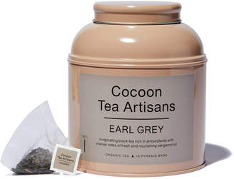 Cocoon Tea Artisans 100%-Organic Earl Grey Tea