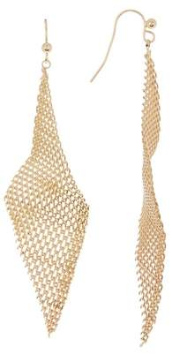 Jules Smith Designs Mesh Wave Earrings