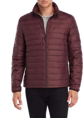 32 Degrees Heat Bordeaux Packable Down Jacket