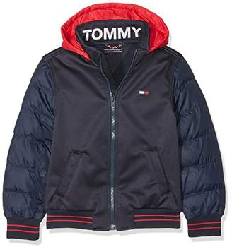 Tommy Hilfiger Boy's Bonded Sports Jacket,(Size: 5)