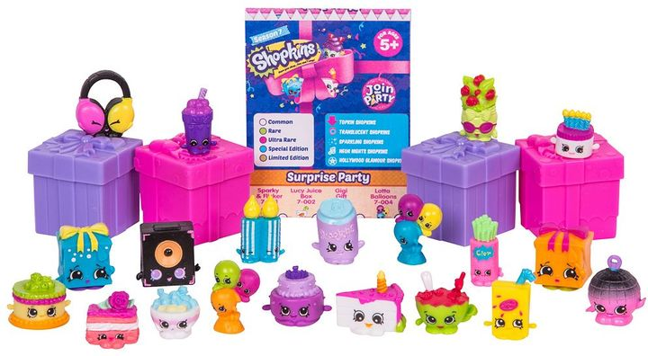 Shopkins Season 7 Mega Pack