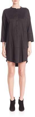 SET Women's Hi-Lo Tunic Dress