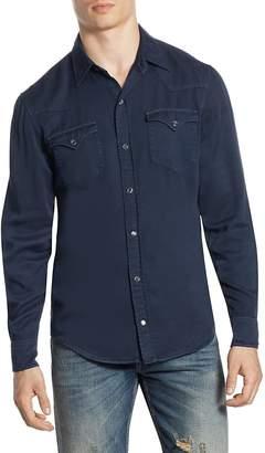 Ralph Lauren Men's Vail Western Casual Button-Down Shirt