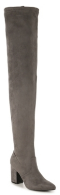 Steve Madden Larahh Over The Knee Boot $130 thestylecure.com