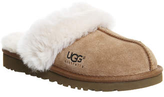 UGG Cozy K Slippers Chestnut
