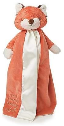 Bunnies by the Bay Freddy Fox Blanket