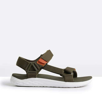 Teva Mens Terra Float 2 Universal Sandals in Dark Olive