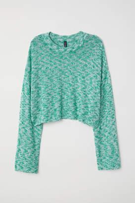 H&M Short Sweater - Green